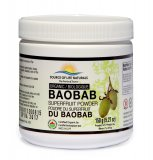 Certified Organic Baobab Fruit Powder, 150g