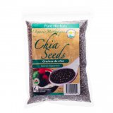 Certified Organic Chia Seeds Whole, Bag